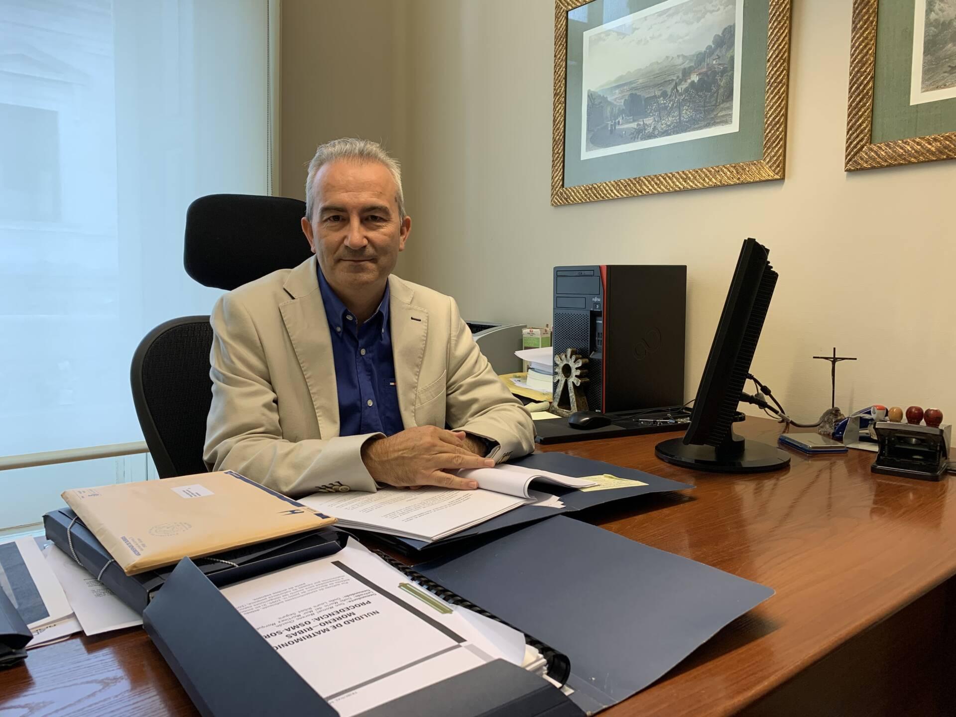 D. Donato Miguel Gómez Arce