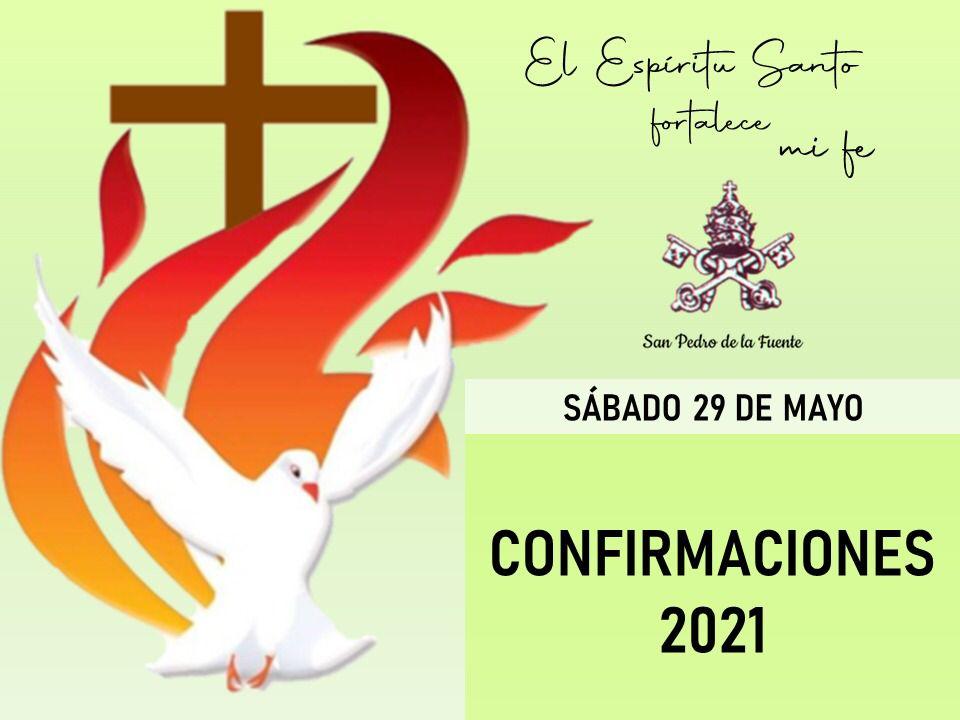 Confirmaciones 2021